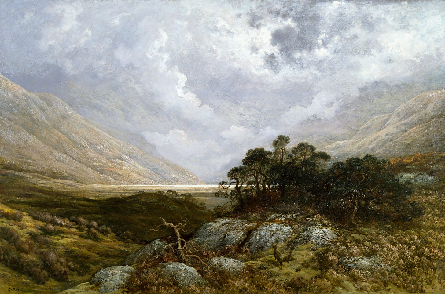 Gustave Doré - Landscape in Scotland - Walters 372625.jpg