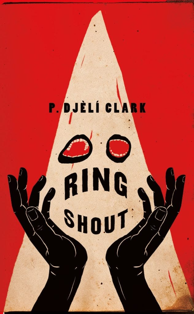 Ring Shout by P. Djèlí Clark Book Review - Book and Film Globe