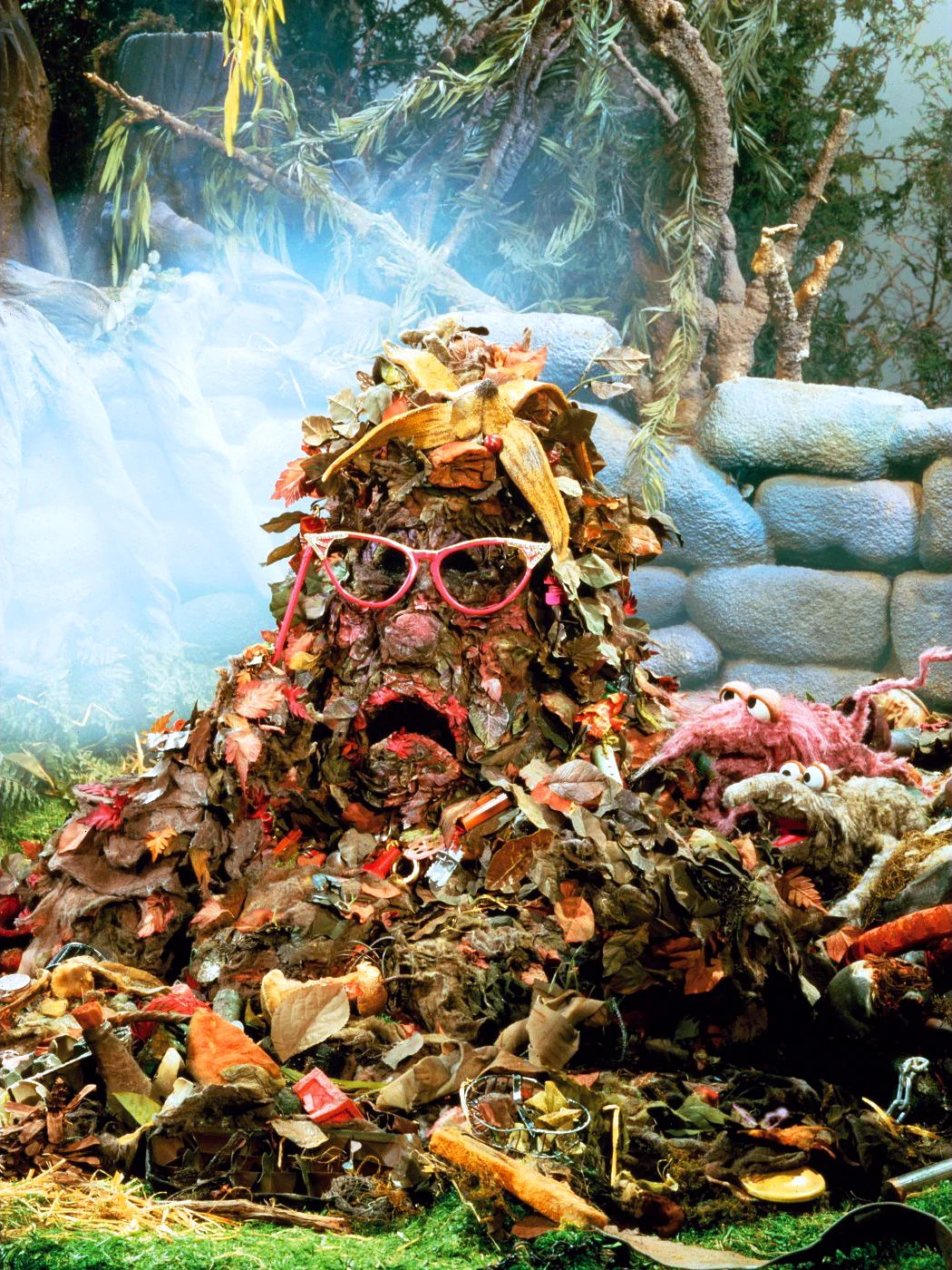 Mrs. Trash Heap from Fraggle Rock