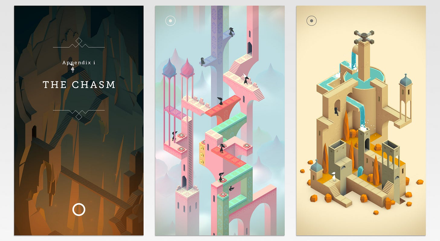 Monument Valley is becoming a movie | TechCrunch