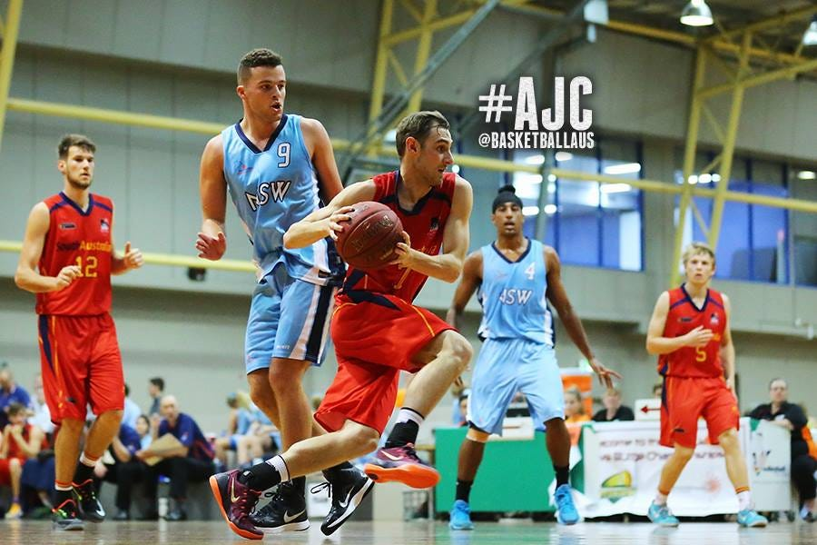 Benjamin Rennie | Photo credit: Basketball Australia/Kangaroo Photos