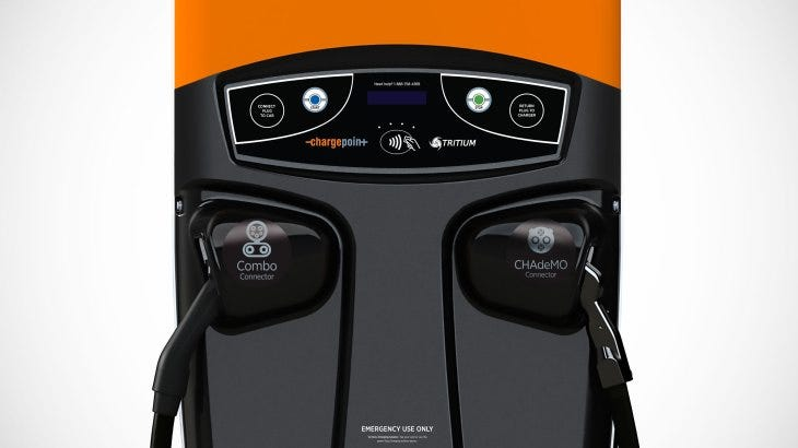 Chargepoint cpe 200