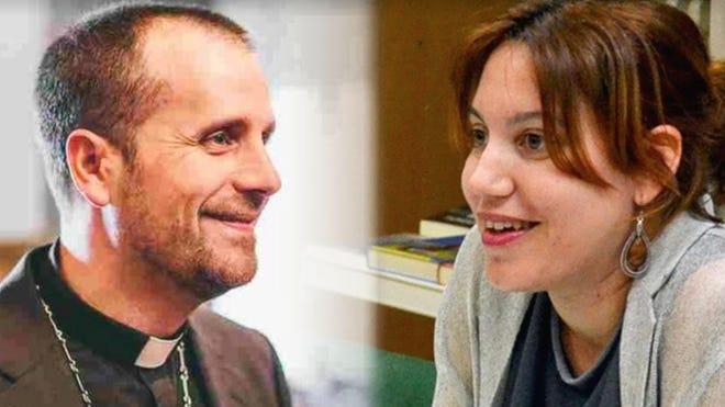 Silvia Caballol and Xavier Novell