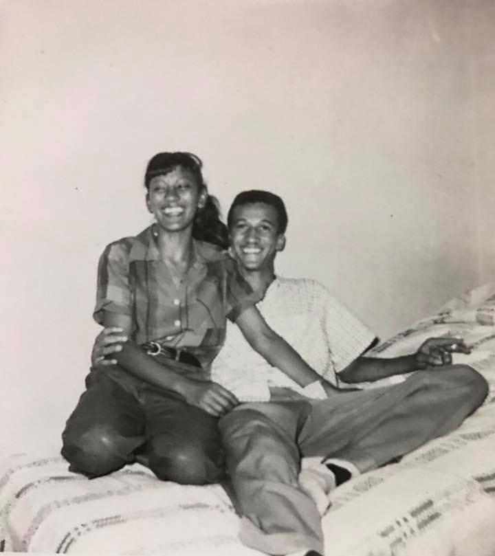 My mother and the Hawaiian Honu