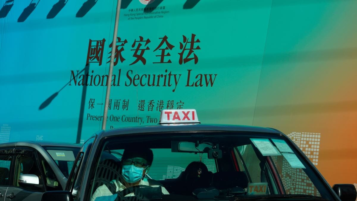 as-expected-china-forces-harsh-new-law-on-hong-kong
