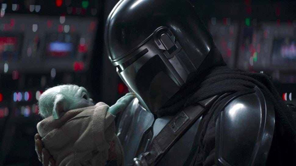 The Mandalorian': Our Biggest Questions After the Season 2 Finale |  Entertainment Tonight