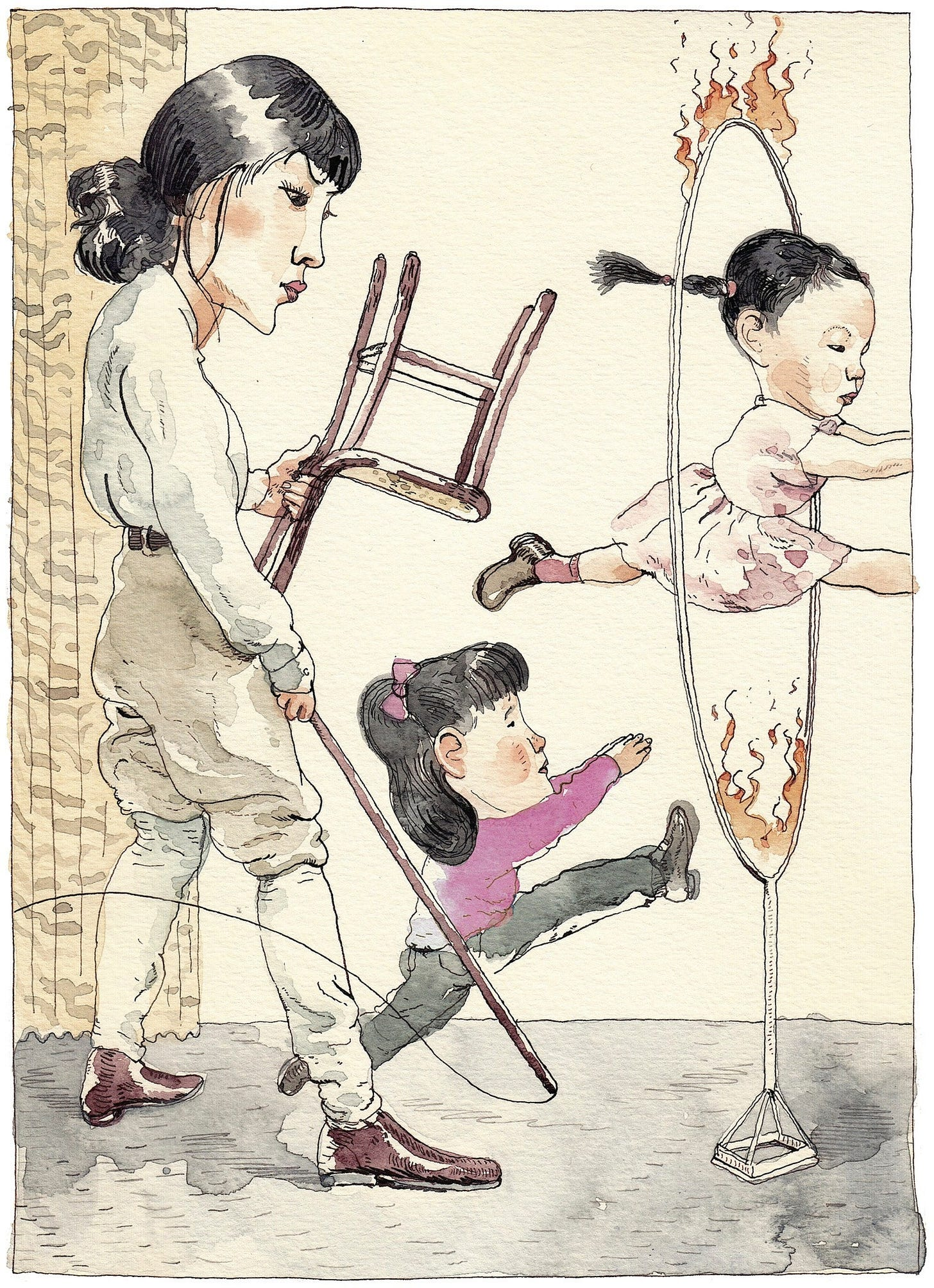 The Tiger Mother, America's Top Parent | The New Yorker
