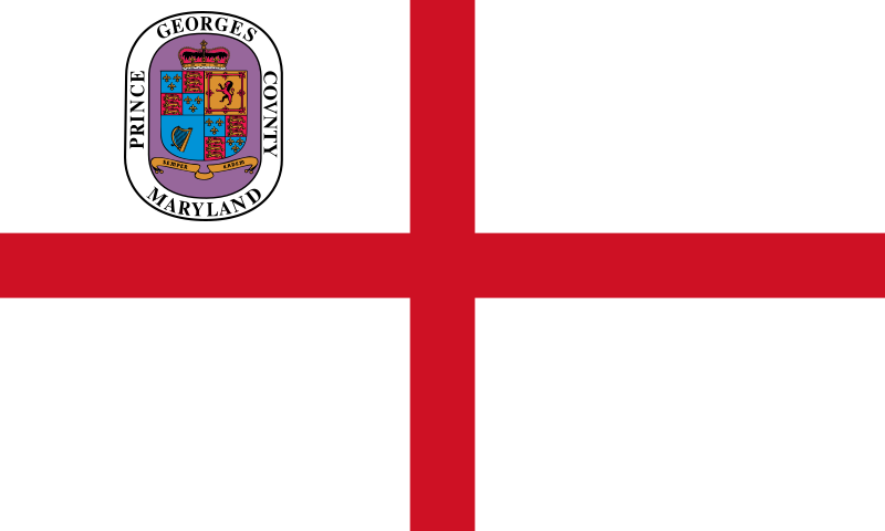File:Flag of Prince George's County, Maryland.svg