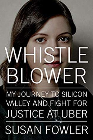 Image result for whistleblower susan fowler book