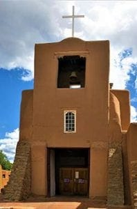 Santa Fe sightseeing