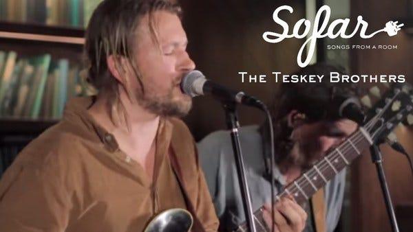 The Teskey Brothers - Crying Shame [Live]
