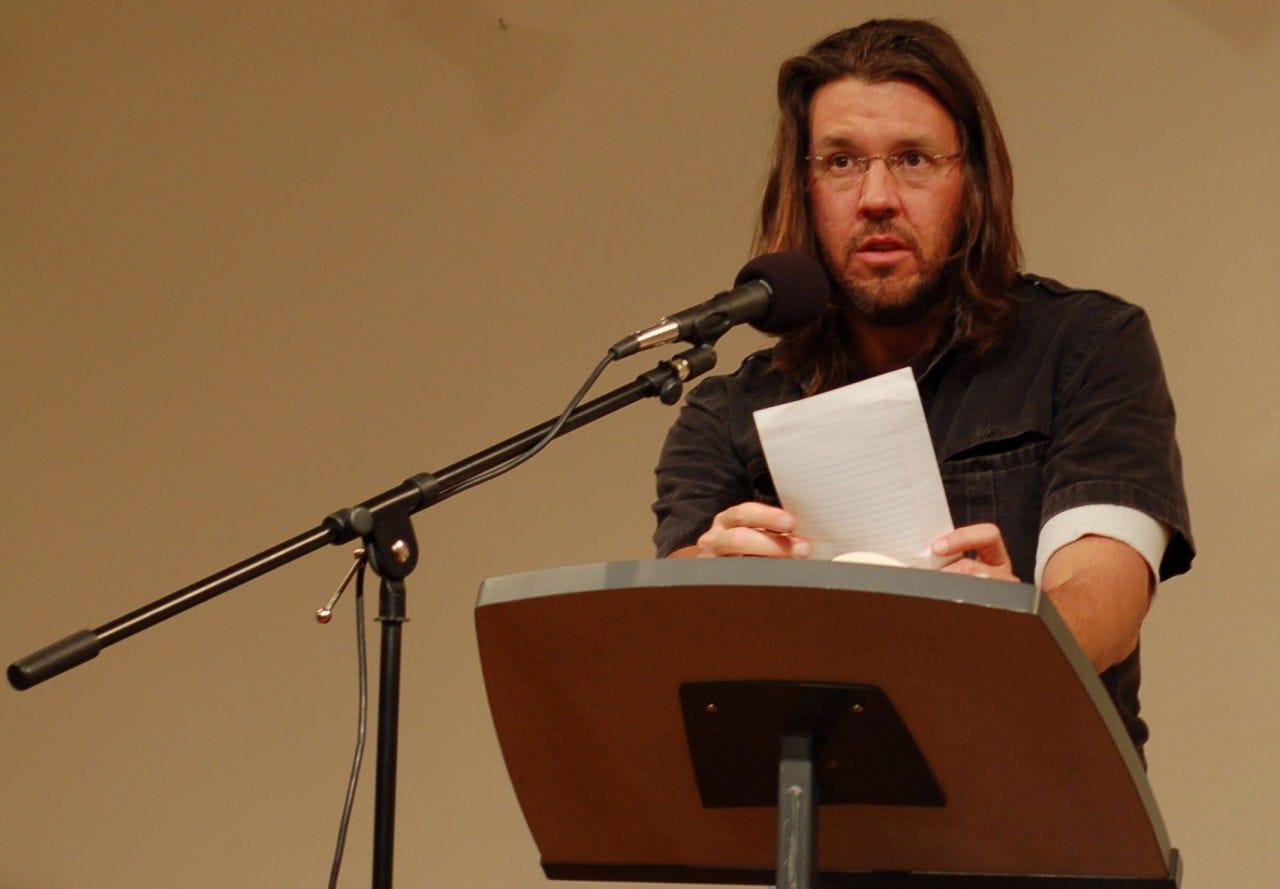 Infinite Jest' 20 Years Later: David Foster Wallace's Boston | Radio Boston