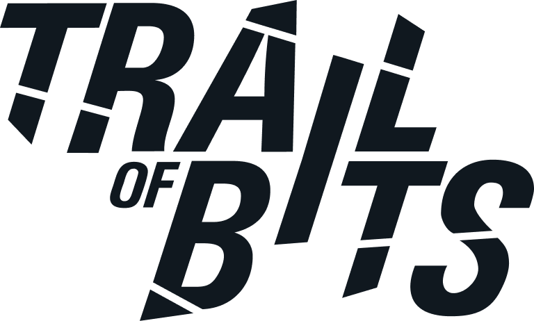 Trail of Bits main logo for light background