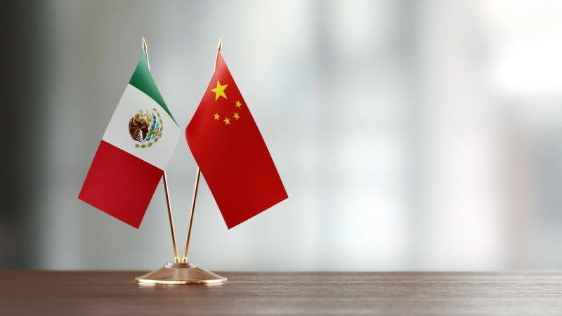 El intento de Trump de 'castigar' a China beneficia a México