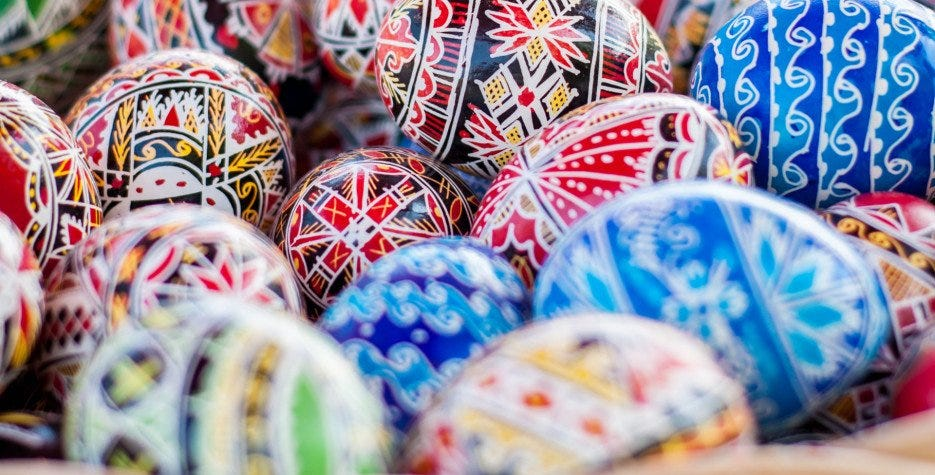 Orthodox Easter Monday around the world in 2021