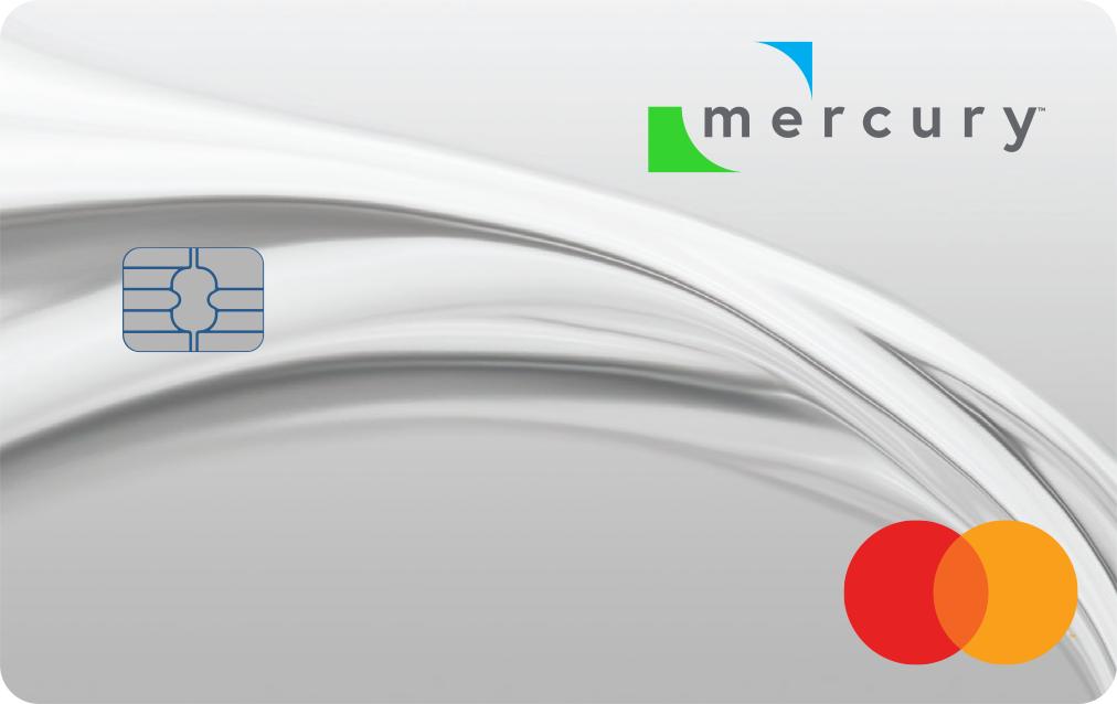 Mercury Credit Card
