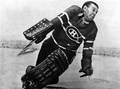 Montreal Canadiens Goaltenders: Lorne Gump Worsley - One On One