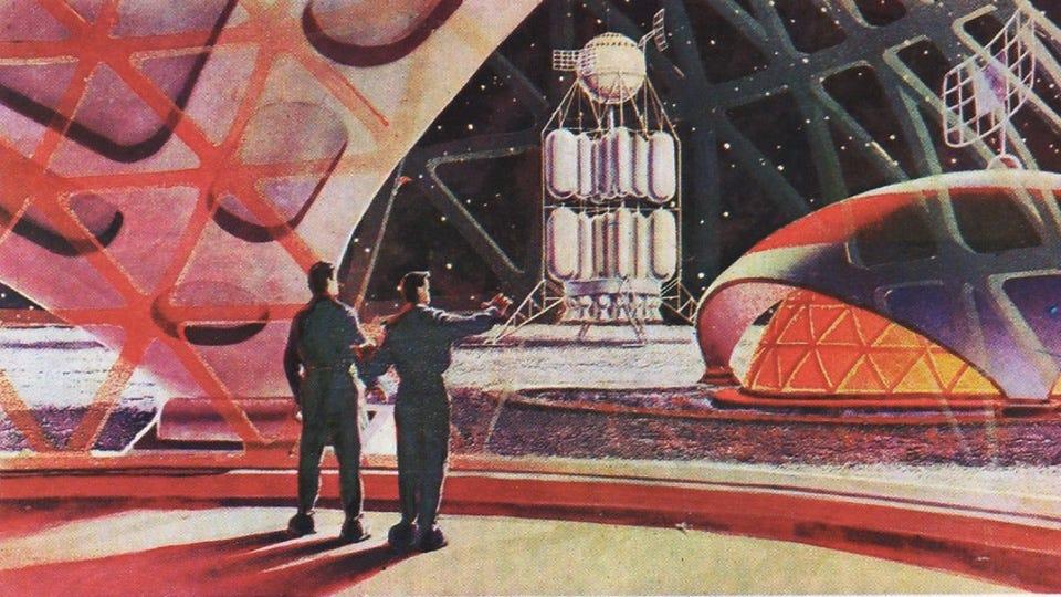 Star Trek communism? New book charts possible futures ...