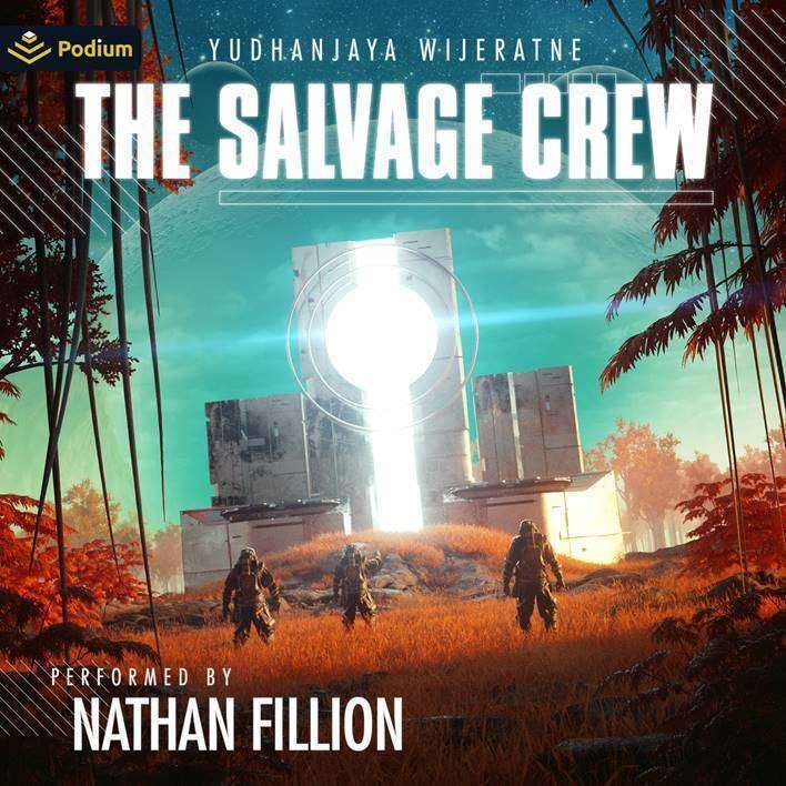 The Salvage Crew Cover