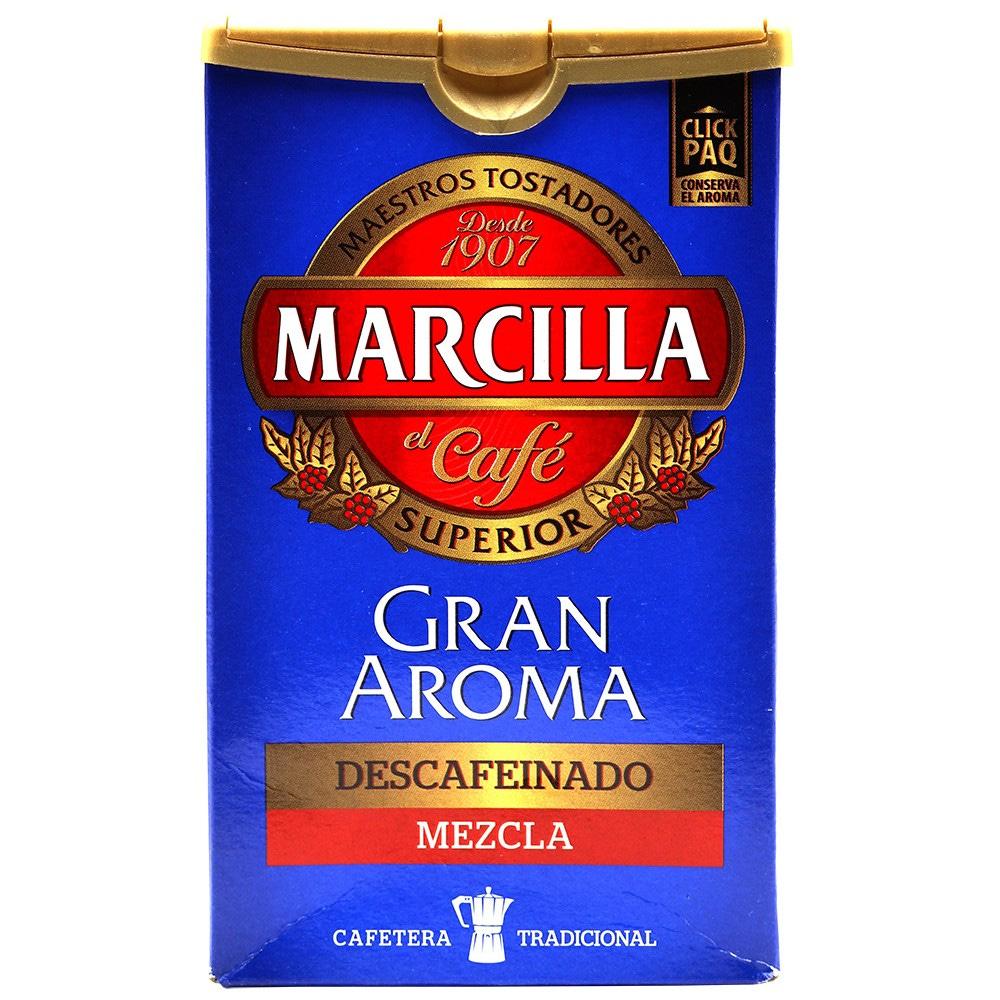 Café Mezcla Descafeinado Marcilla 200gr