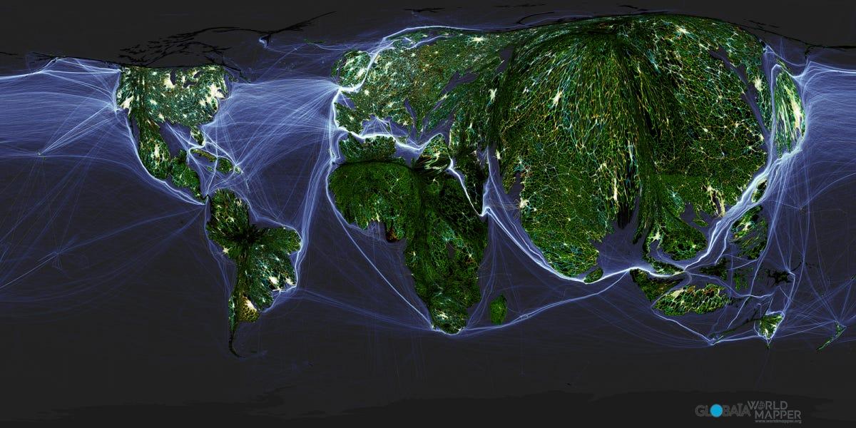 Anthropocene Worlds