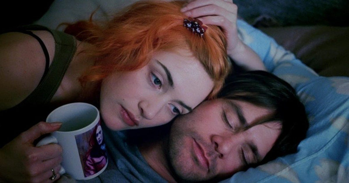 Eternal Sunshine Of The Spotless Mind' Isn't As Depressing As You Remember  It, Despite That Ending