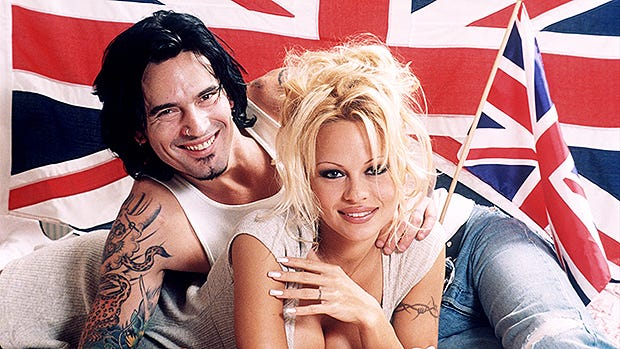 Tommy Lee's Feelings About Ex Pam Anderson's Split From Jon Peters –  Hollywood Life
