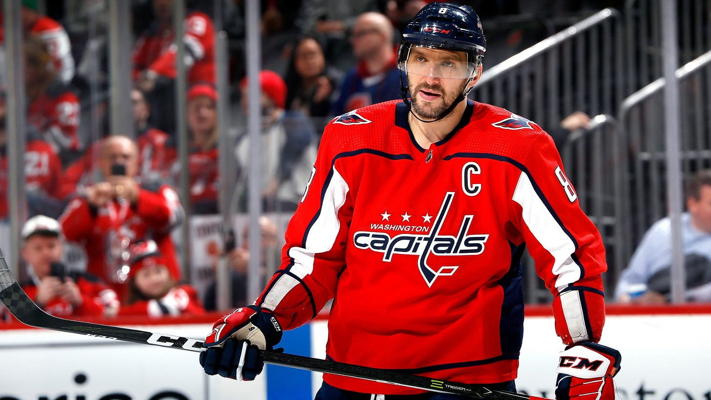 Washington Capitals' Alexander Ovechkin once again skipping All-Star Game |  Sporting News