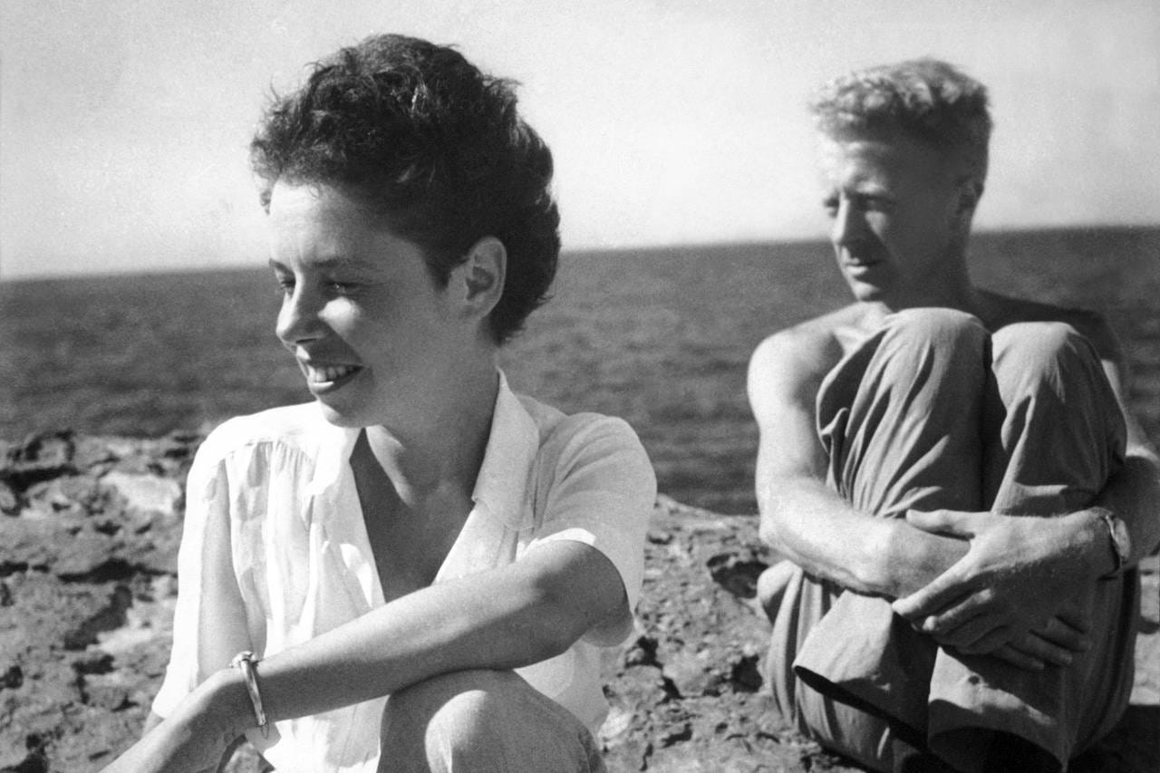 Jane Bowles Was More Brilliant Than Her Husband - WSJ