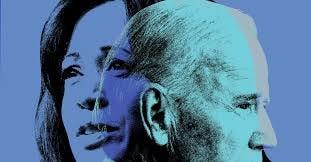 Conflict Between Harris and Biden Is Inevitable - The Atlantic