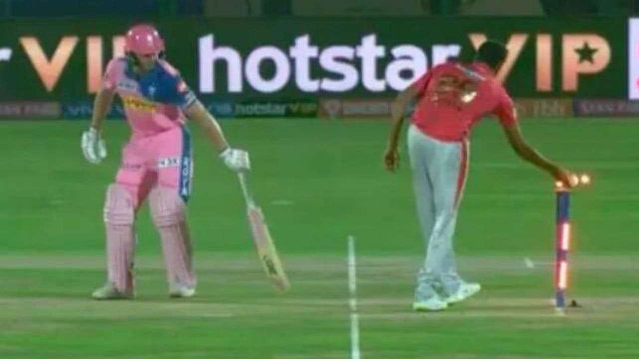 When Ashwin did a Mankad and Sehwag called the batsman back