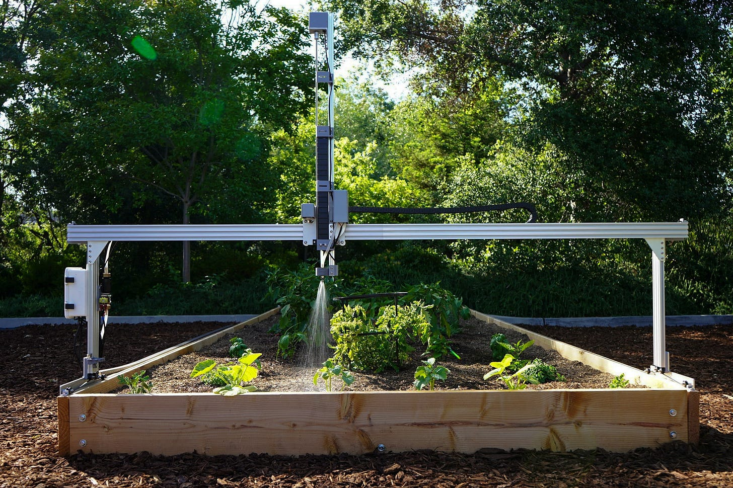 FarmBot DIY Gardening Robots Allow You to Harvest More Produce ...