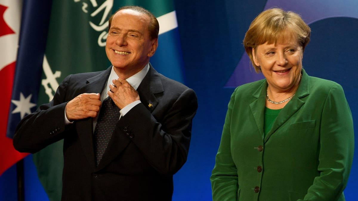 Silvio Berlusconi, Italy's Prime Minister Nears the End