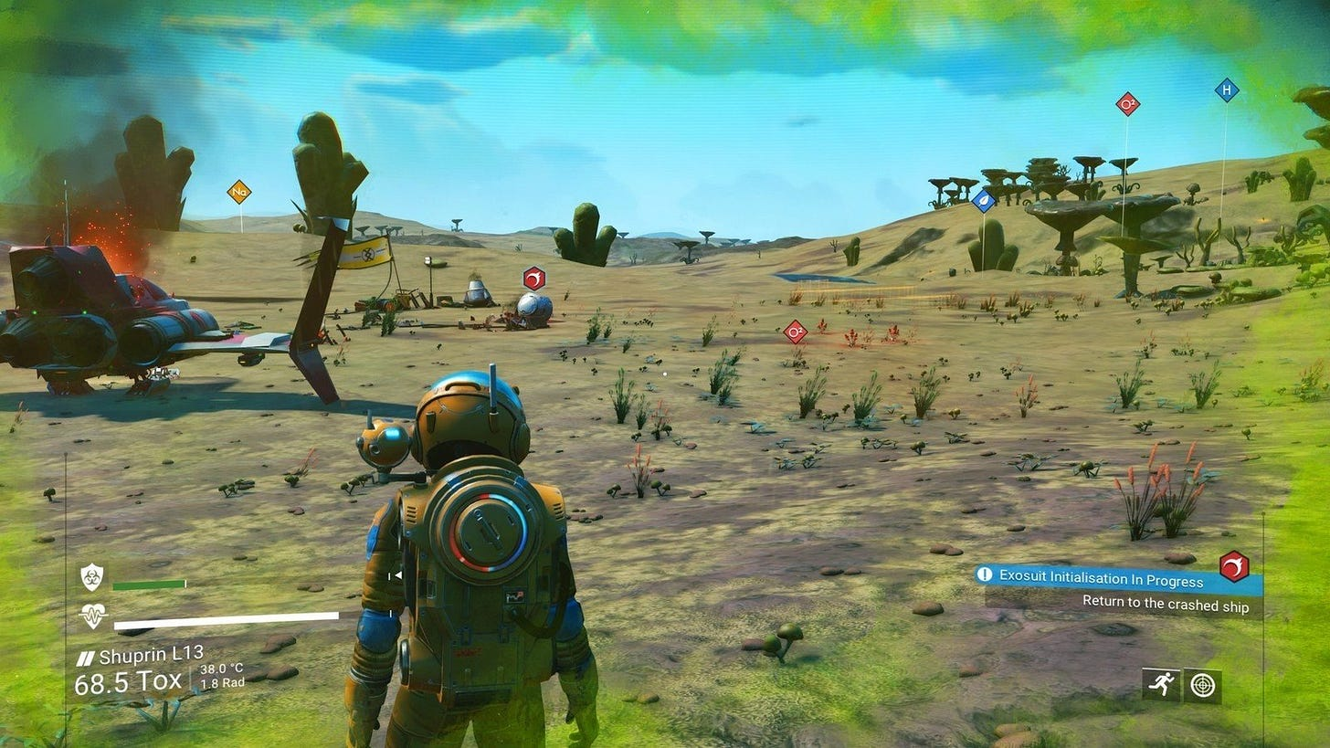 How to fix game crashes in No Man's Sky on PlayStation VR | Android Central