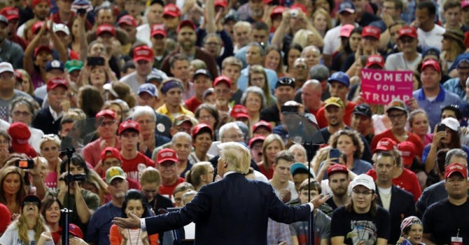 Thousands of Mental Health Professionals Agree With Woodward and the New  York Times Op-ed Author: Trump Is Dangerous | Common Dreams Views