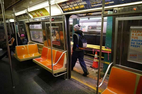 The Trump Administration awards $25 Billion in emergency transit funding.