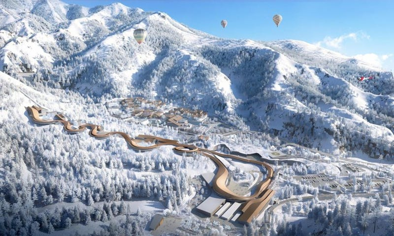 China to host Winter Olympics on time; IOC chief opposes politicization of  Olympics - Global Times