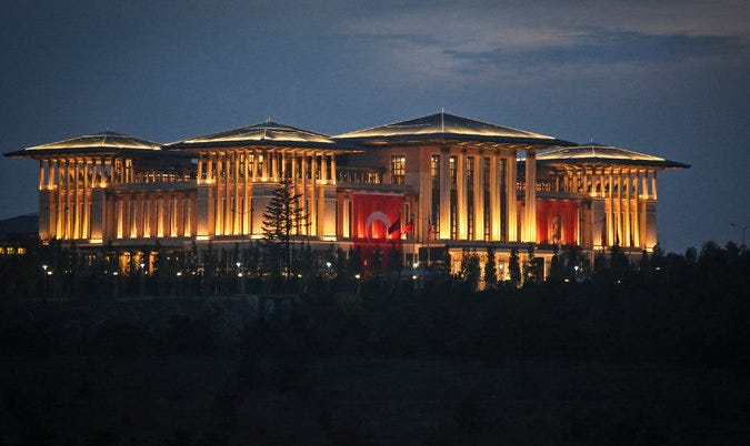 Erdogan 'pulled a Putin', he is Turkey's paramount leader