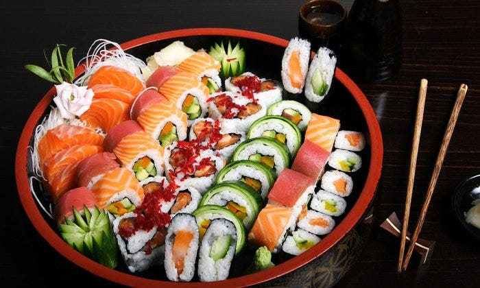 These are the most expensive places to get sushi in the U.S.