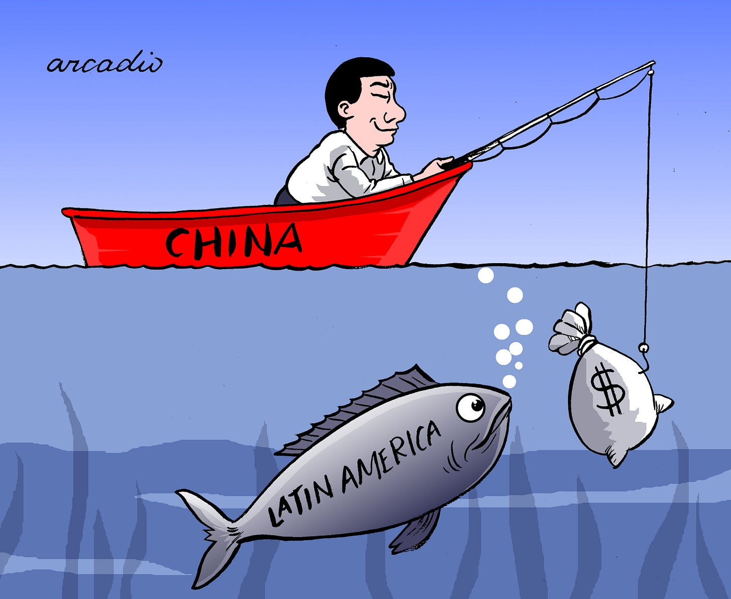 China in Latin America