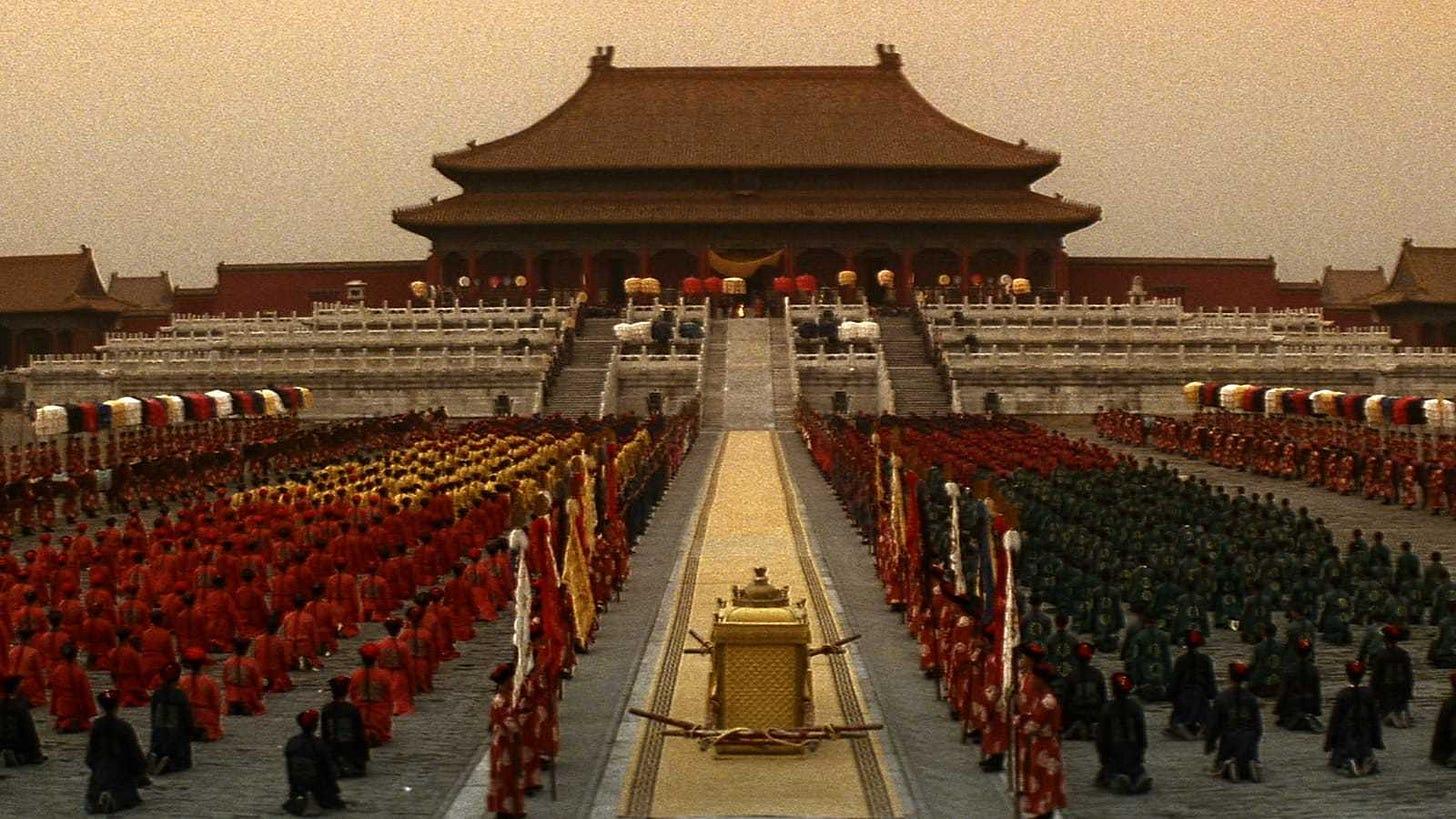The Last Emperor | 末代皇帝 - Mulan International Film Festival