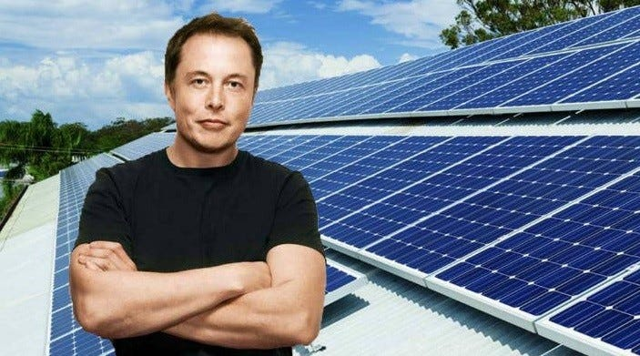 """Elon Musk: """"Tesla Energy will be up to roughly the same size as automotive""""    by Luis Oliveira   LinkedIn"""