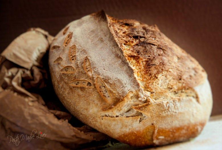 Pane con Farina di grano duro Saragolla – L'alternativa italiana al marchio  ©Kamut | Pasta Madre Lover