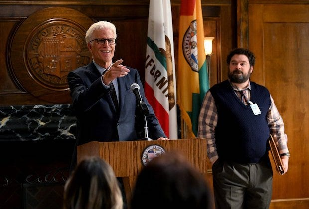 Mr. Mayor Review NBC Ted Danson