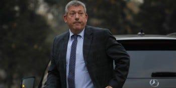 Carlos Heller, controlador de Azul Azul