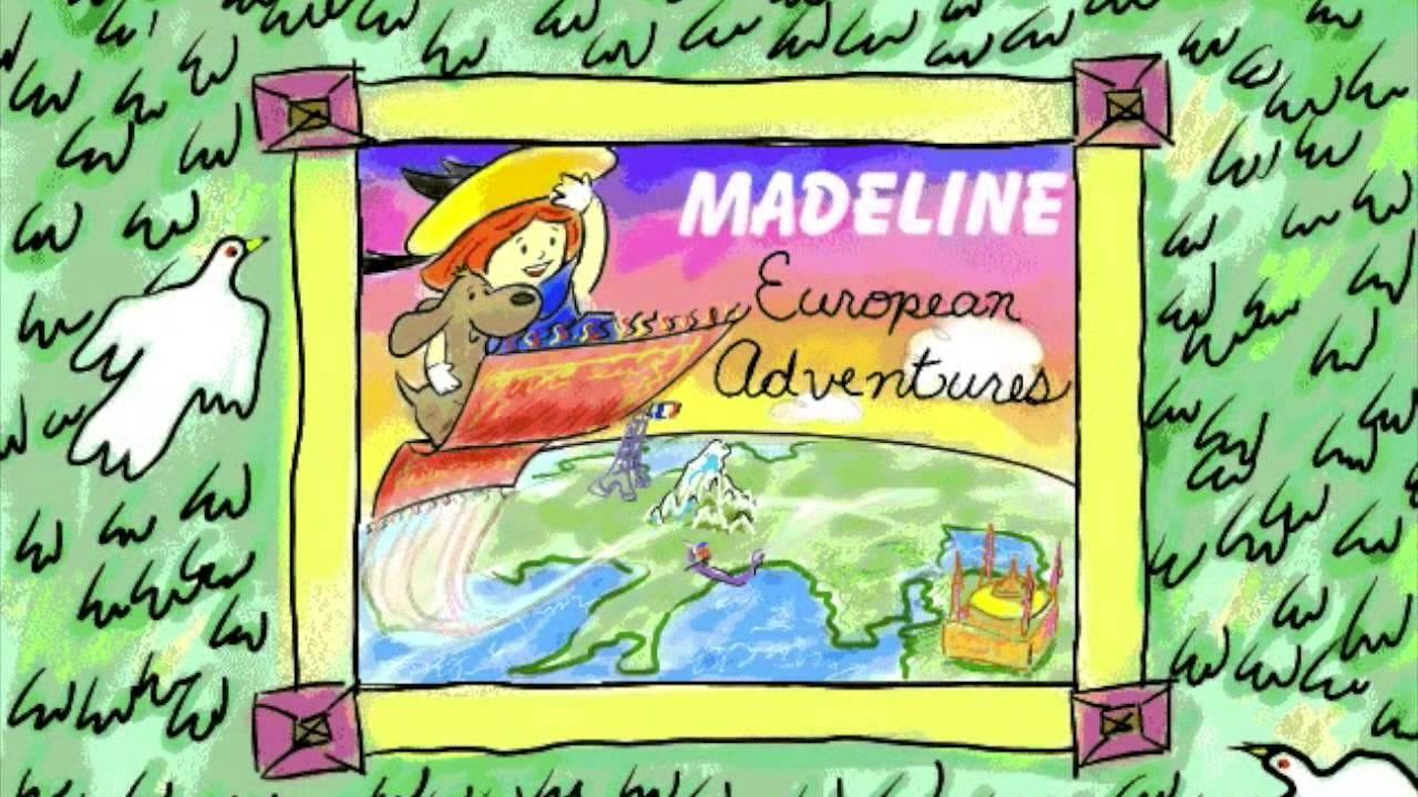Madeline's Europe Adventures Intro - YouTube