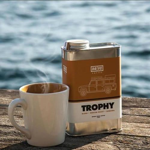 Drive Coffee Trophy - Medium Roast | Huckberry