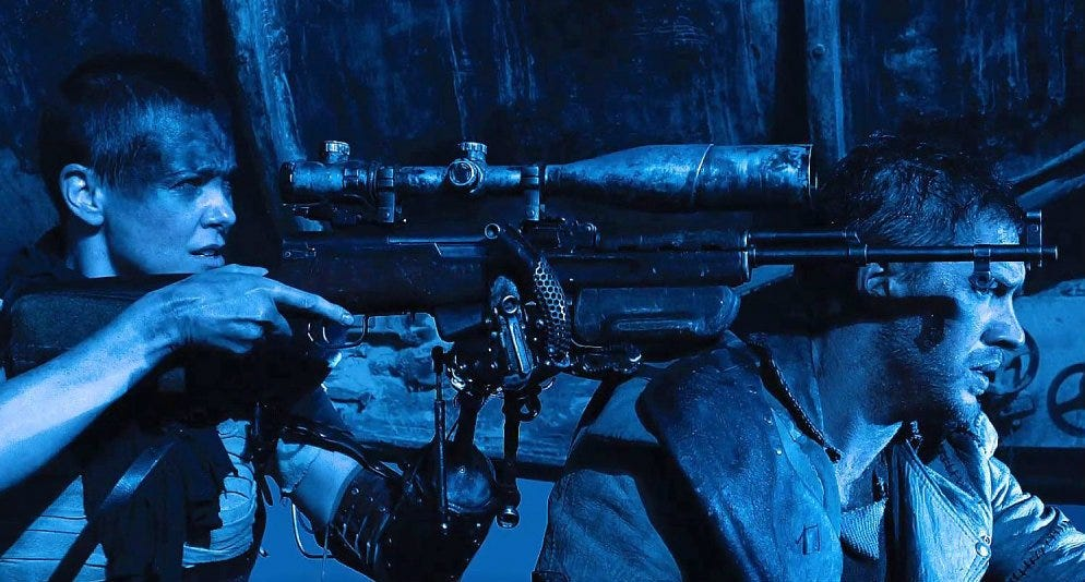 Hit Me With Your Best Shot – Mad Max: Fury Road | zitzelfilm