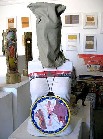 Sculpture: Iman Shaq