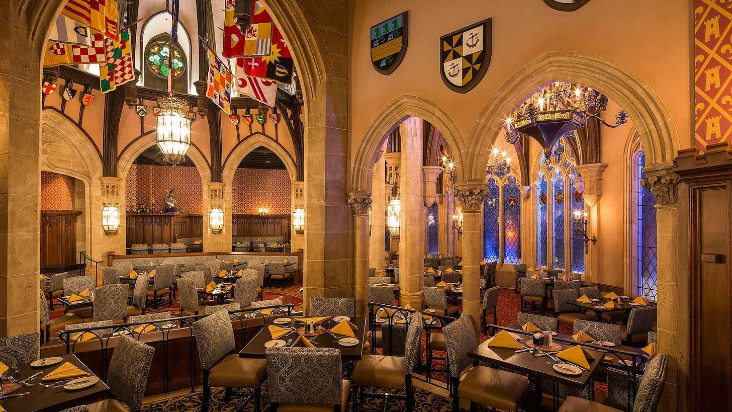 Cinderella's Royal Table | Walt Disney World Resort